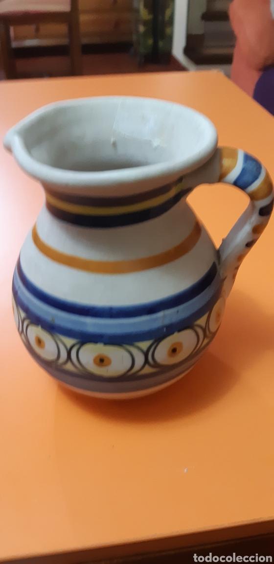 JARRITA CERAMICA LA MENORA AÑOS 70 (Antigüedades - Porcelanas y Cerámicas - Talavera)