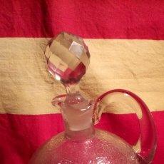 Antigüedades: BOTELLA - DECANTADOR - MODERNISTA .. Lote 52028090