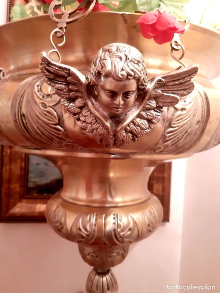 Antigüedades: Lampara Botiva - Foto 3 - 182089278