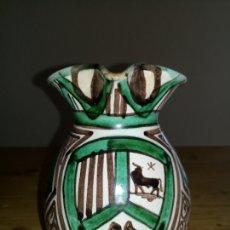 Antigüedades: JARRA DE CERÁMICA - PUNTER 7. Lote 182090751