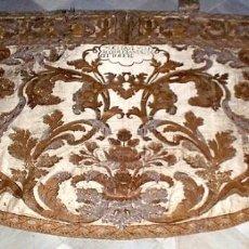 Antigüedades: CAPA PLUVIAL MIGUEL G. MOLERO. Lote 182100828