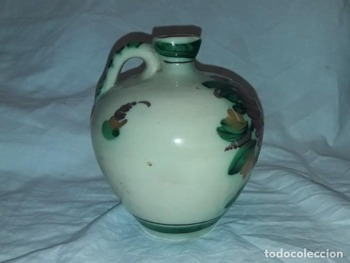 Antigüedades: Preciosa jarra de cerámica Puente del Arzobispo - Foto 3 - 182132990