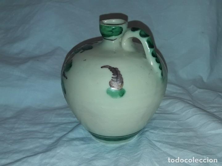 Antigüedades: Preciosa jarra de cerámica Puente del Arzobispo - Foto 4 - 182132990