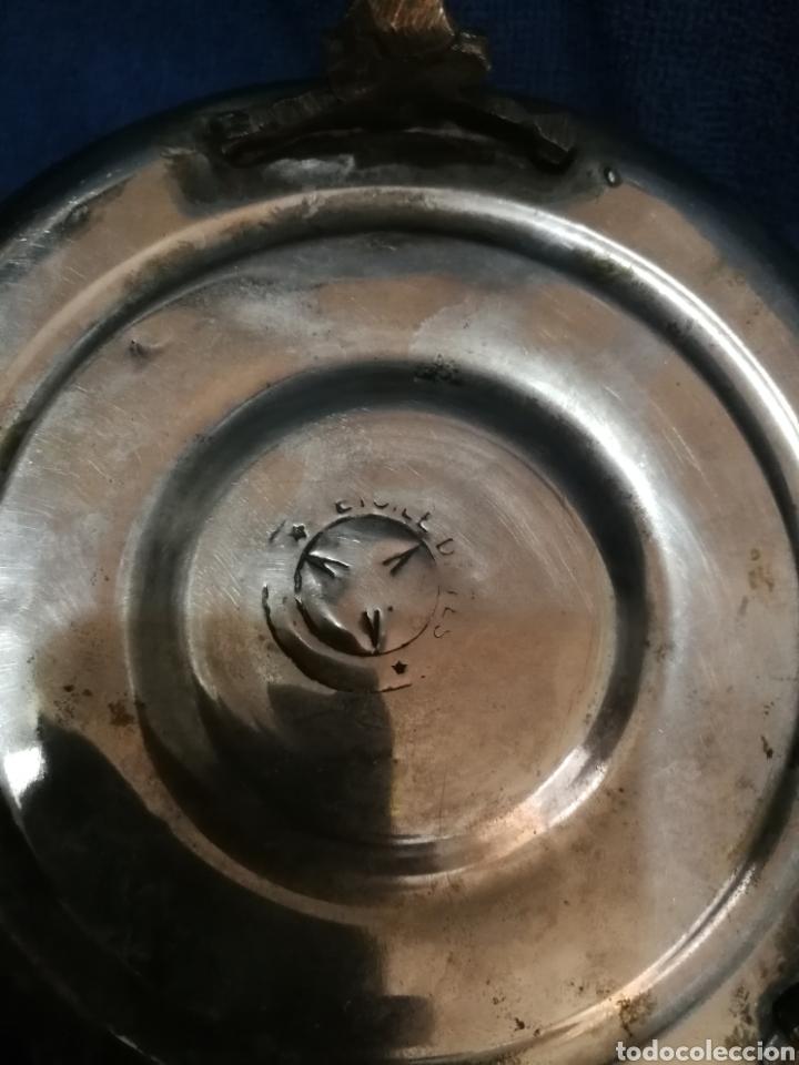Antigüedades: Frutero y recipientes frutos secos pastas arabe - Foto 6 - 182144545