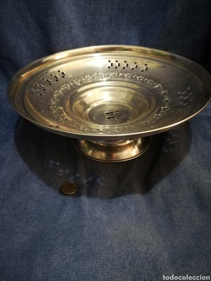 Antigüedades: Frutero y recipientes frutos secos pastas arabe - Foto 14 - 182144545