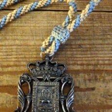 Antigüedades: SEMANA SANTA SEVILLA, MEDALLA CORONACION VIRGEN DE LA SALUD, SAN GONZALO. Lote 182144750