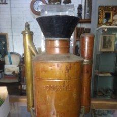 Antigüedades: SULFATADORA DE MOCHILA BACCHUS. Lote 182172721