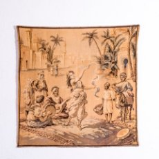 Antigüedades: TAPIZ ANTIGUO BEREBERES. Lote 182177695