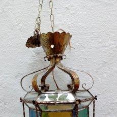 Antigüedades: FAROL GRANADINO. Lote 182201571
