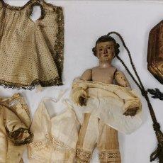 Antiquités: NIÑO JESÚS ARTICULADO. Lote 182203315