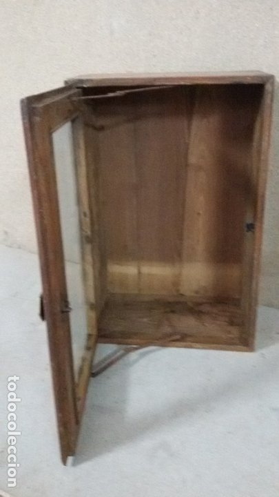 Antigüedades: Pequeña vitrina - Foto 2 - 182242365