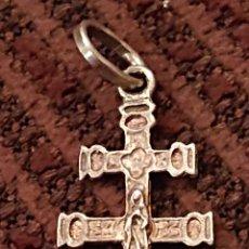 Antigüedades: CRUZ DE PLATA DE LEY 925. Lote 182275003