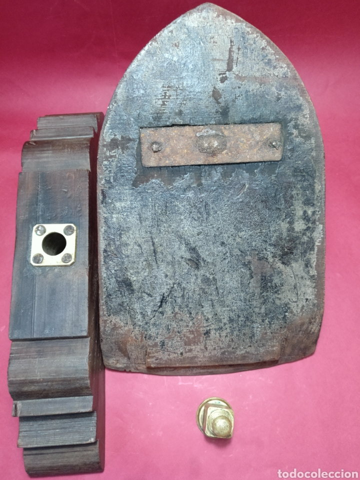 Antigüedades: Puerta de bocoy ( barril gigantesco de madera) sin espita - Foto 16 - 182281538