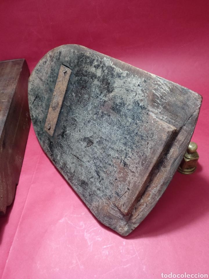 Antigüedades: Puerta de bocoy ( barril gigantesco de madera) sin espita - Foto 17 - 182281538