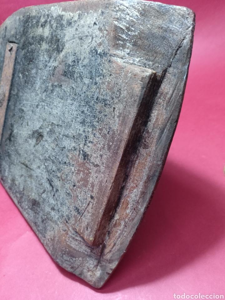 Antigüedades: Puerta de bocoy ( barril gigantesco de madera) sin espita - Foto 18 - 182281538