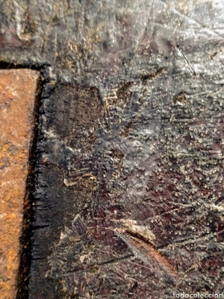 Antigüedades: Puerta de bocoy ( barril gigantesco de madera) sin espita - Foto 22 - 182281538