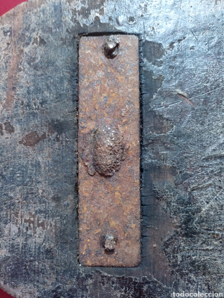 Antigüedades: Puerta de bocoy ( barril gigantesco de madera) sin espita - Foto 23 - 182281538
