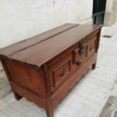 Antigüedades: ANTIGUA ARCA. Lote 182296591
