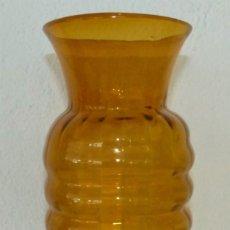 Antigüedades: JARRON EN CRISTAL MALLORQUÍN - 29 CM - AÑOS 60.. Lote 182304547