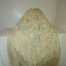 Antigüedades: MANTÓN DE MANILA ANTIGUO. Lote 182316711