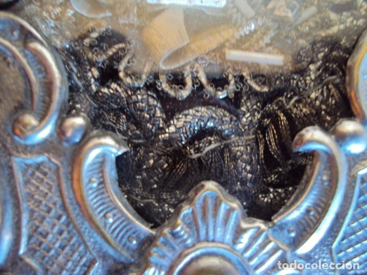 Antigüedades: (ANT-191106)ANTIGUO RELICARIO - REVERSO CON LACRE - Foto 4 - 182370436