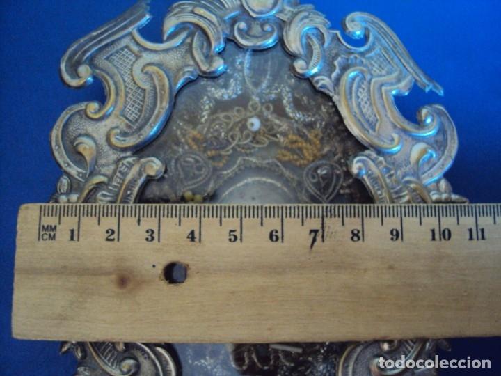 Antigüedades: (ANT-191106)ANTIGUO RELICARIO - REVERSO CON LACRE - Foto 7 - 182370436