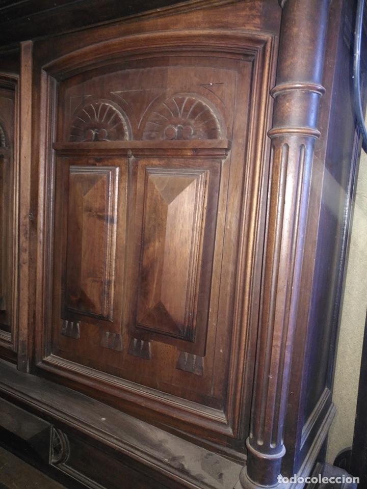 Antigüedades: Mueble modernista francés - Foto 6 - 38513999