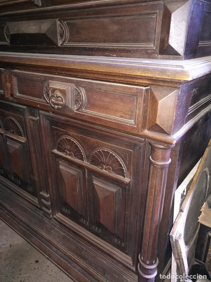 Antigüedades: Mueble modernista francés - Foto 7 - 38513999
