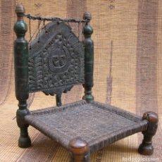 Antigüedades: ANTIGUA SILLA AFGANISTAN. Lote 130796824