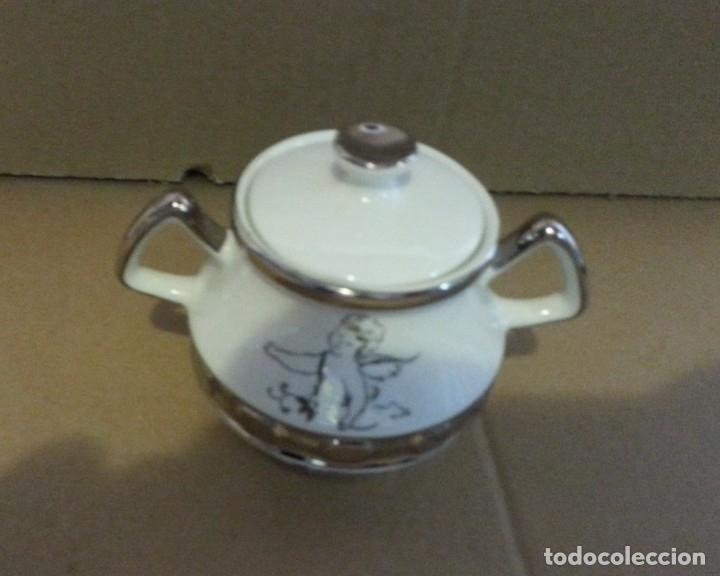Antigüedades: JUEGO DE TE GIBSONS ENGLAND. - Foto 8 - 182433397