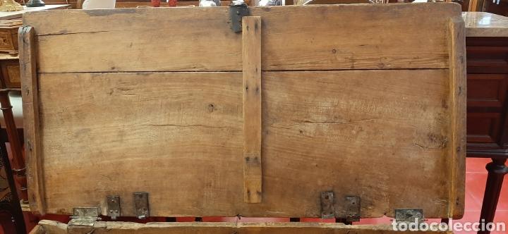 Antigüedades: Baul arcon SXIX - Foto 5 - 182471917