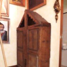 Antigüedades: ARMARIO ALACENA SIGLO XVII. Lote 182474123