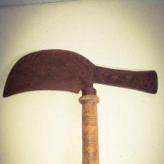 Antigüedades: HOZ DE PODAR O PODON. Lote 182483946