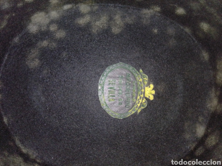 Antigüedades: SOMBRERO SEVILLANO, CORDOBÉS O ANDALUZ ANTIGUO. - Foto 3 - 182511443