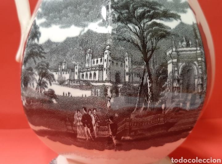 Antigüedades: GRAN JARRA, SAN JUAN DE AZNALFARACHE, SIGLO XIX. MIDE 29 X 21 CM. PERFECTO ESTADO. - Foto 5 - 182527860