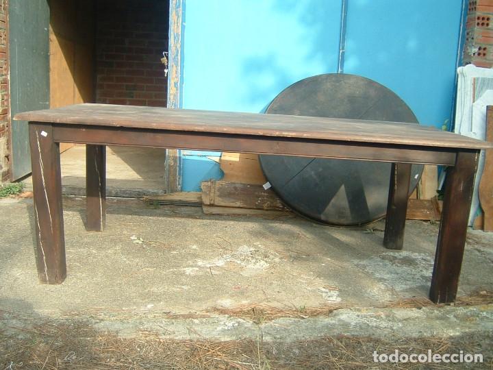 Antigüedades: Mesa rectangular - Foto 7 - 38576918