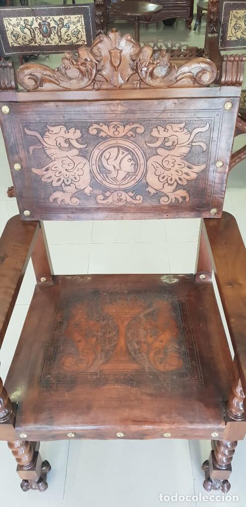 Antigüedades: PAREJA DE FRAILEROS - Foto 10 - 47425976