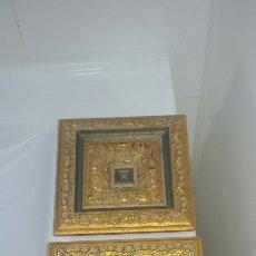 Antigüedades: PAREJA DE MARCOS PEQUEÑO. Lote 182572975
