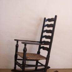 Antigüedades: MECEDORA MADERA ENEA S. XIX. Lote 182603218