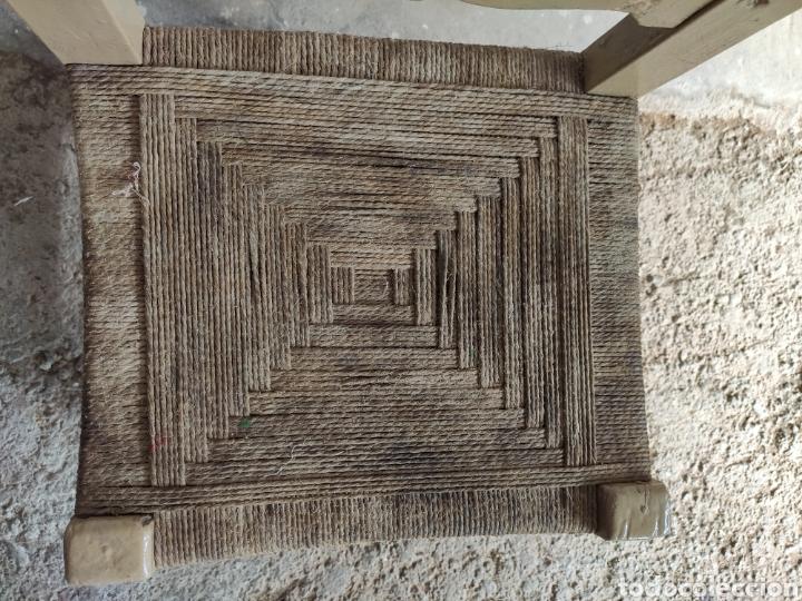 Antigüedades: Coqueta Silla rústica - Foto 3 - 182604568