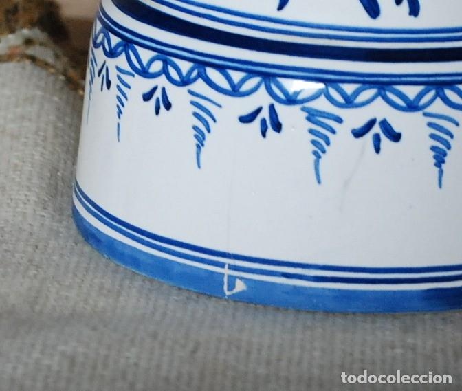 Antigüedades: JARRA CERAMICA TALAVERA - CONSERJERIA EDUCACION Y CULTURA - JUNTA COMUNIDADES DE CASTILLA LA MANCHA. - Foto 7 - 182641305