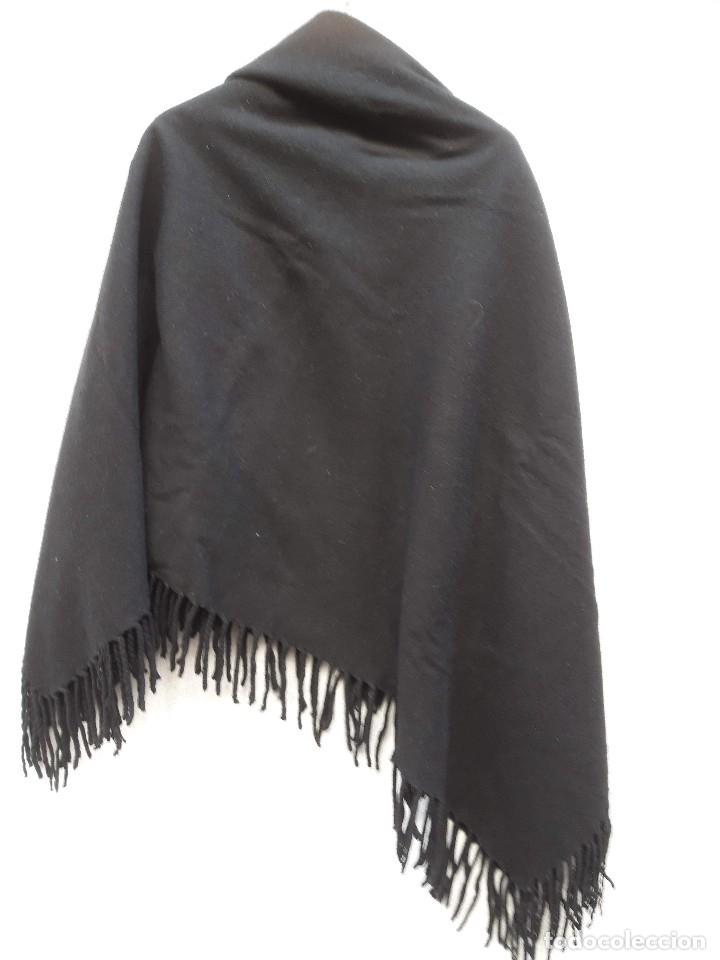Antigüedades: Quitafrios en fuerte paño de lana, hacia 1920 - Foto 4 - 182643917