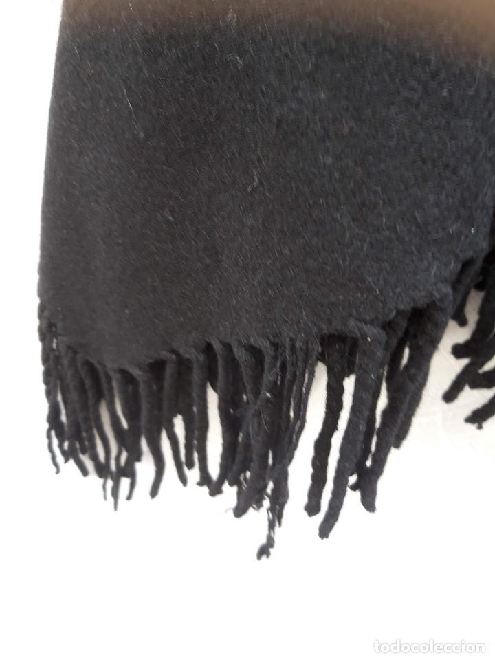 Antigüedades: Quitafrios en fuerte paño de lana, hacia 1920 - Foto 5 - 182643917
