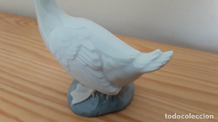 Antigüedades: Pato, patito porcelana Nao Lladró - Foto 6 - 182645672