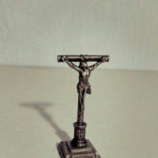 Antigüedades: CRUCIFIJO CRUZ DEL CALVARIO S.C. MISERICORDIA JÓDAR. Lote 182648295