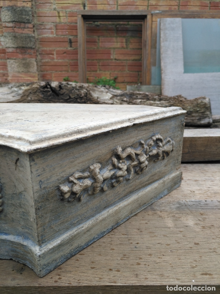 Antigüedades: REPISAS METALICAS. - Foto 5 - 182665567
