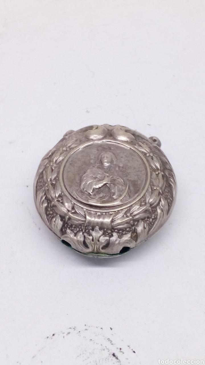 Antigüedades: Sonajero de plata antiguo - Foto 2 - 182675832