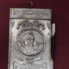Oggetti Antichi: CARNET DE BAILE IMAGEN NUESTRA SEÑORA DE LORETO... CO XX . Lote 182701816
