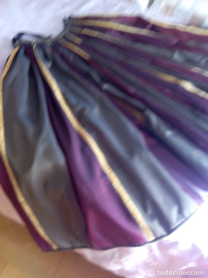 Antigüedades: Falda indumentaria - Foto 6 - 182708397