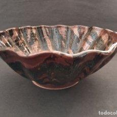 Antigüedades: CENTRO DE MESA ART DECÓ. CERÁMICA FRANCESA. AÑOS 30.. Lote 182708768